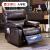 cherfu Faストクララスのソファ機能シングェアは現代簡単に入力します。Ӣド層の牛革の本革芸能ビズ。ショパン実木電気831 B深カレ色